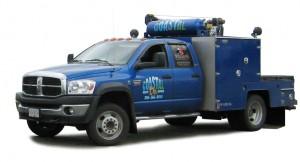 mobile service truck